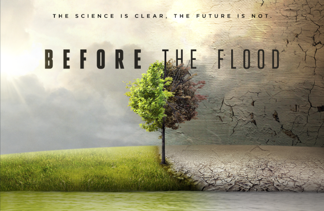 before the flood leonardo di caprio
