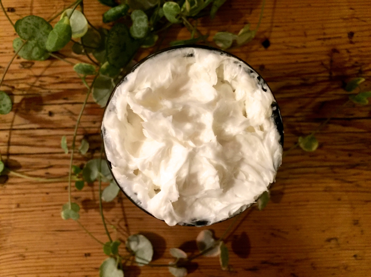 body butter shea paradoxa