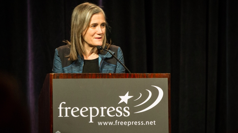Amy Goodman — Keynote, National Conference for Media Reform 20