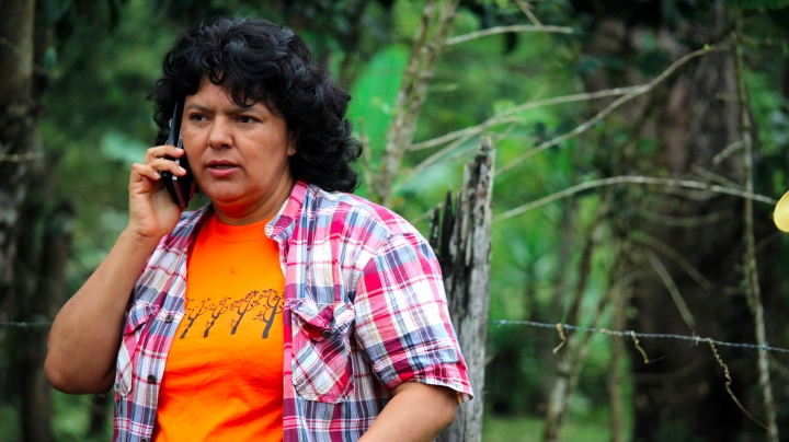 Berta Cáceres_Environmental Heroine