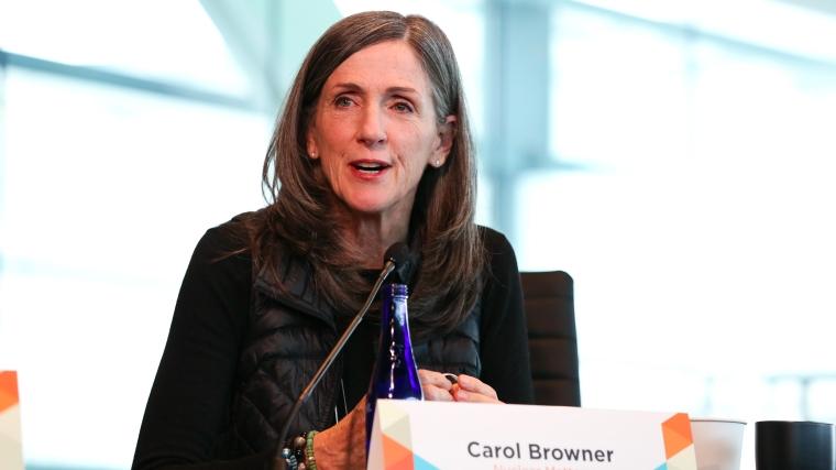 carol-browner Environmental Heroine