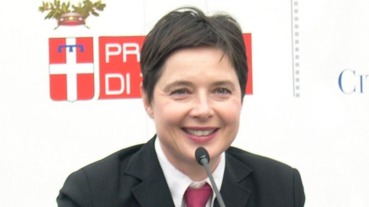Isabella Rossellini environmental heroine