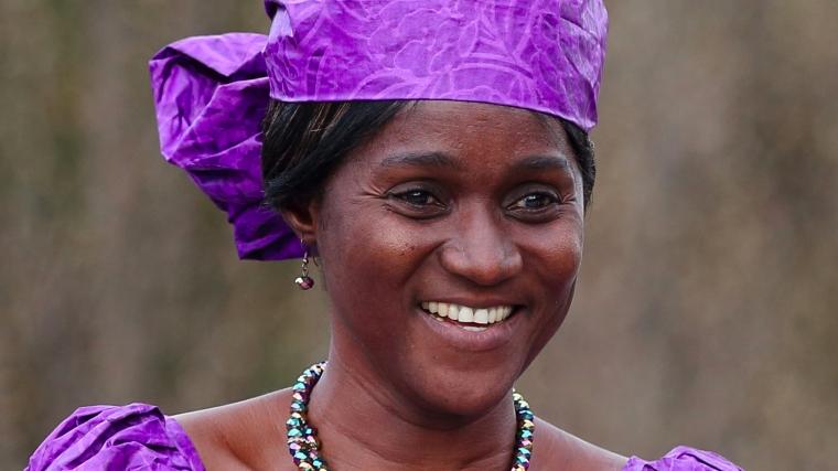 Isatou Ceesay environmental heroine