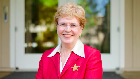 Jane Lubchenco. Foto: Oregon State University (CC BY-SA 2.0)