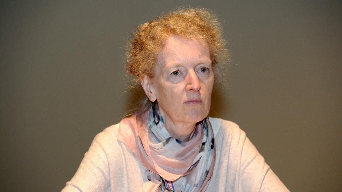 Joanna D. Haigh environmental heroine