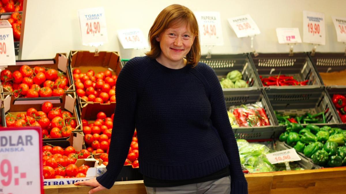 Kristina Liljestrand environmental heroine