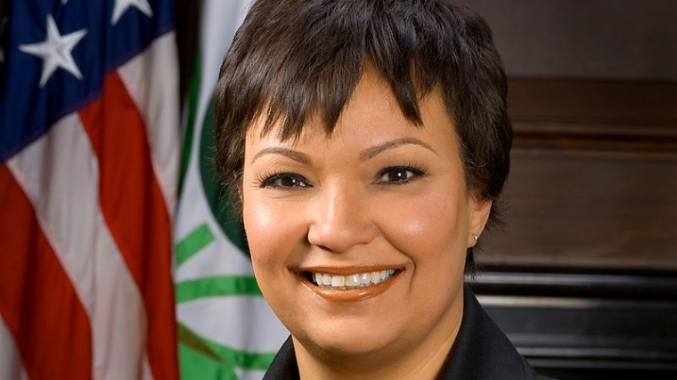 Lisa P Jackson environmental heroine