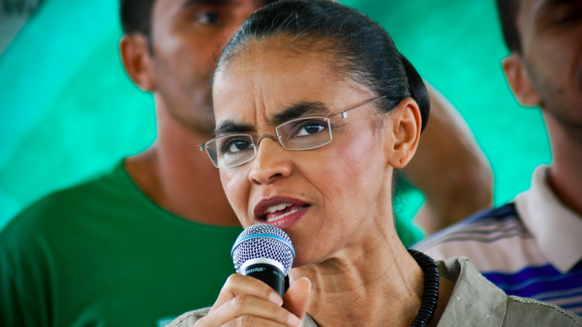 Marina Silva environmental heroine