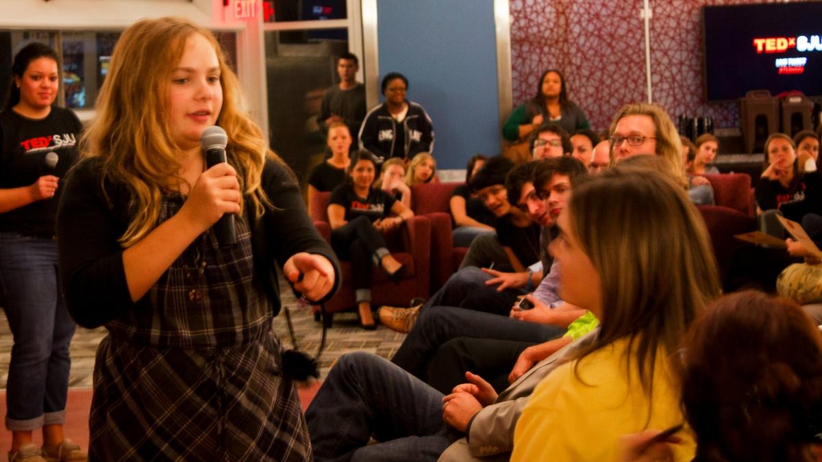 Olivia Bouler Environmental heroine