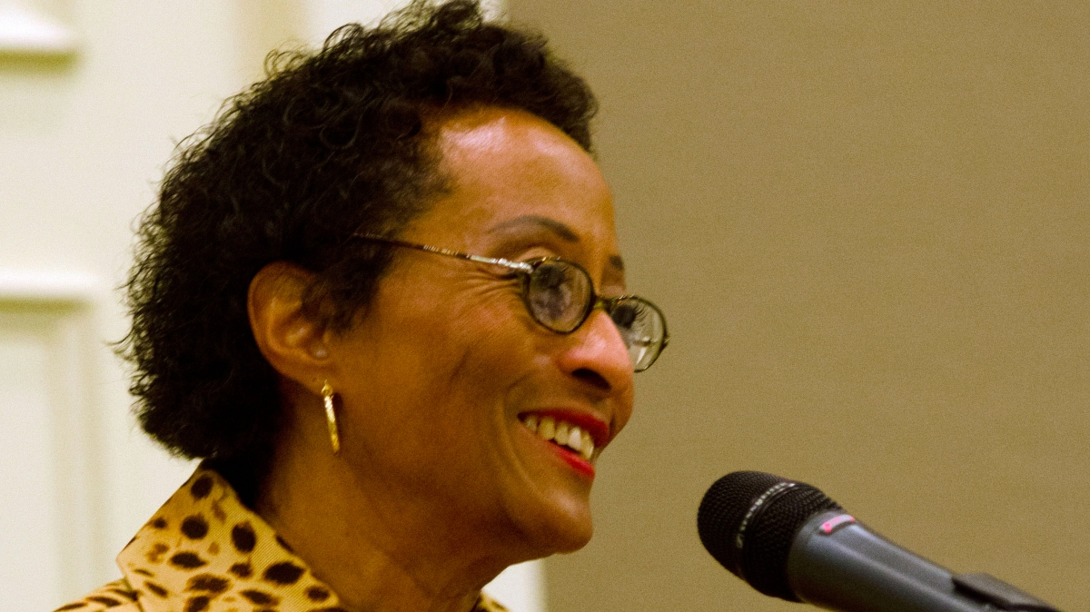 Peggy Shepard environmental heroine