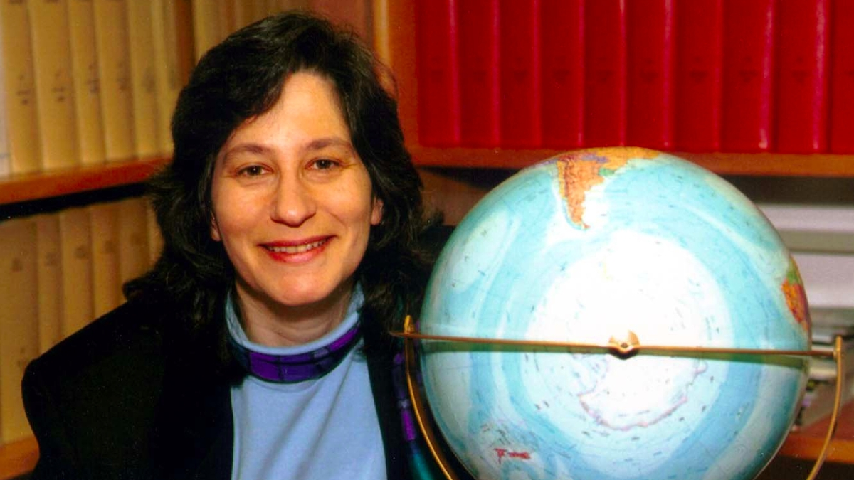 Susan Solomon environmental heroine