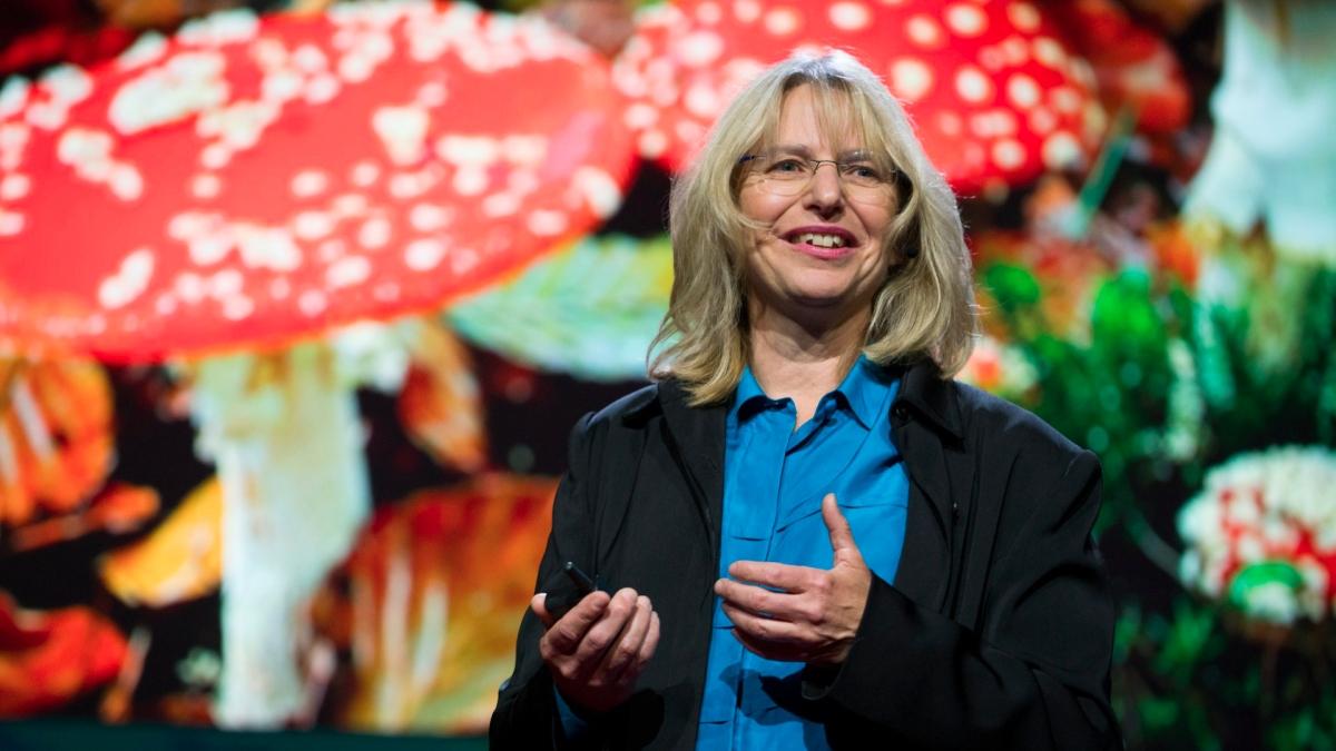 Suzanne Simard environmental heroine