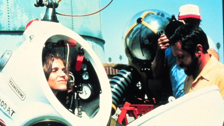 Sylvia Earle environmental heroine