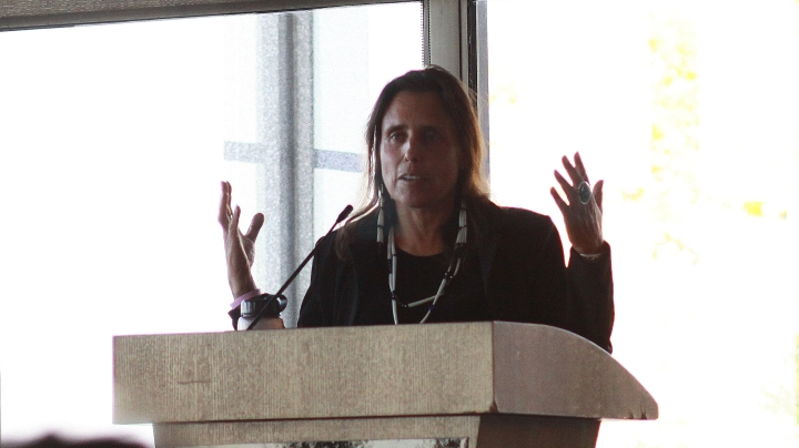 Winona LaDuke environmental heroine