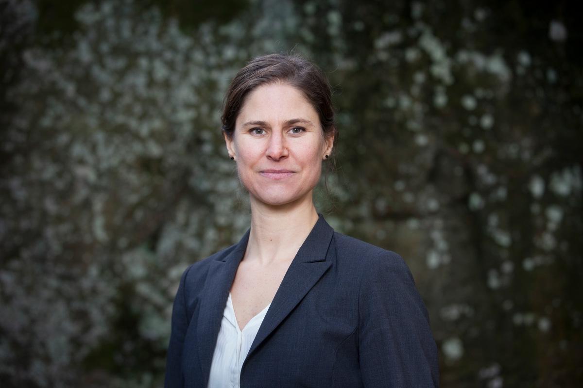 Johanna Sandahl 100 kvinnliga miljöhjältar