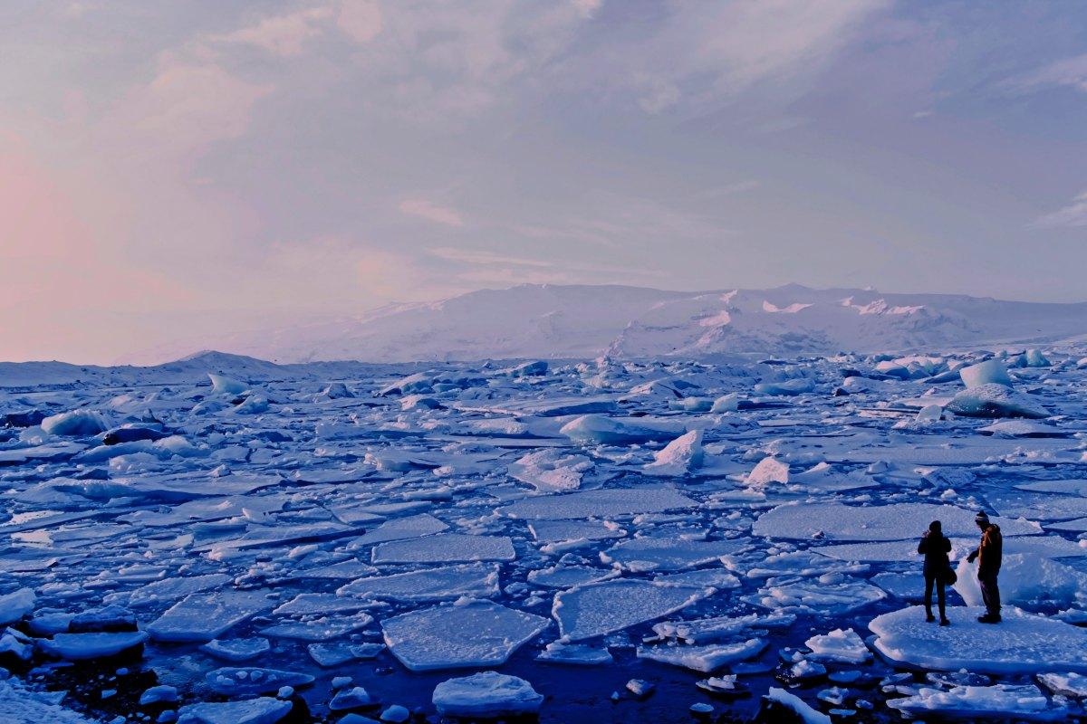 gronamoment.se stoppa oljeborrning i Arktis