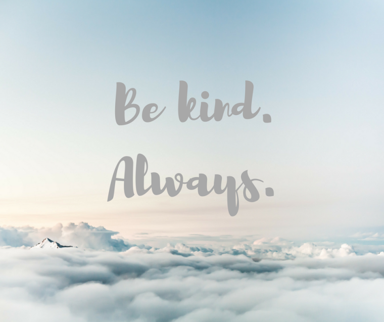 quote be kind gronamoment.se