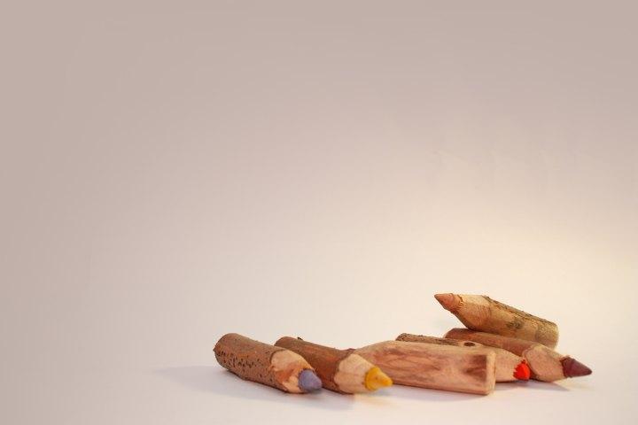 färpennor trä hållbar konsumtion
