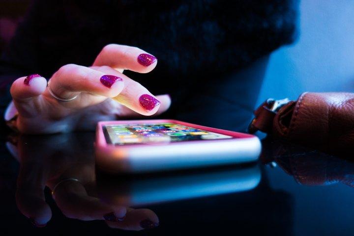 mobil nagellack
