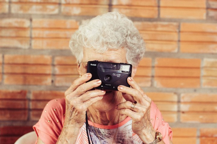 camera grandma