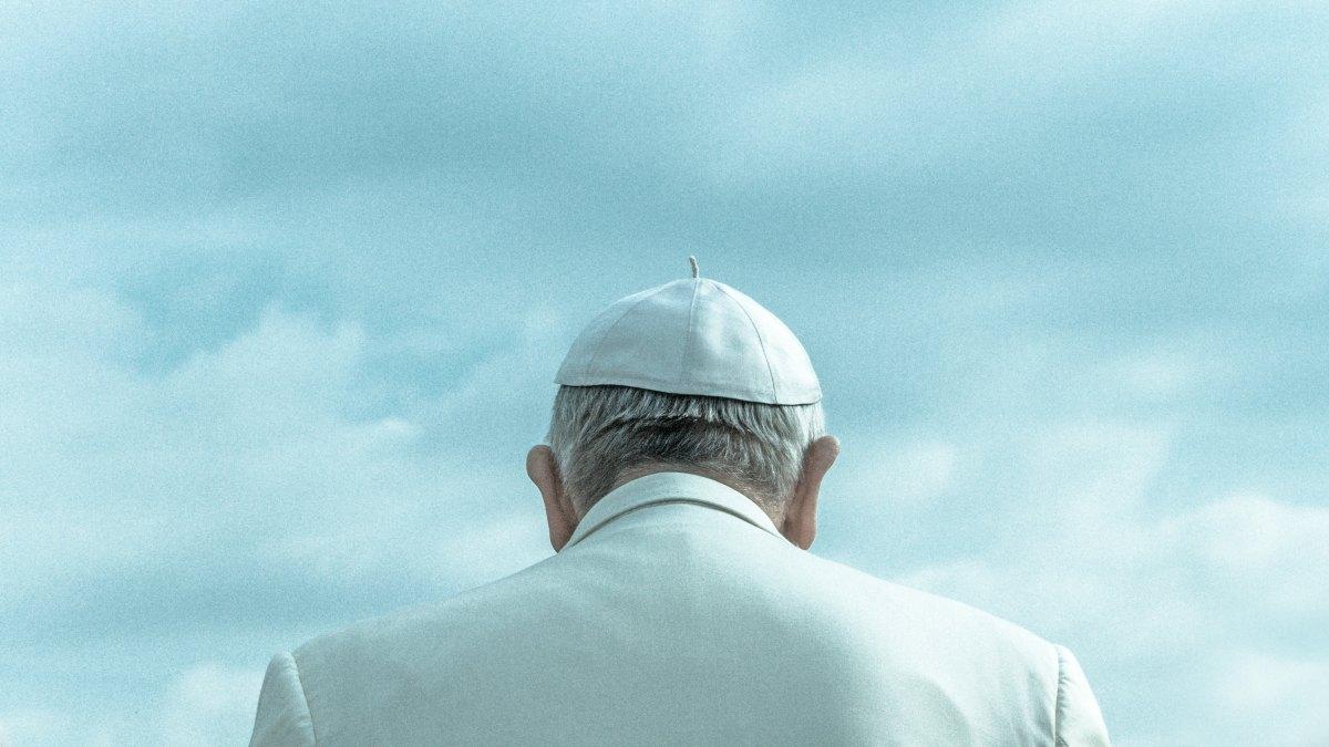 Påve Francis Jordens dag tal gröna moment