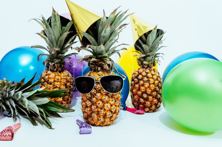 ananas fest party