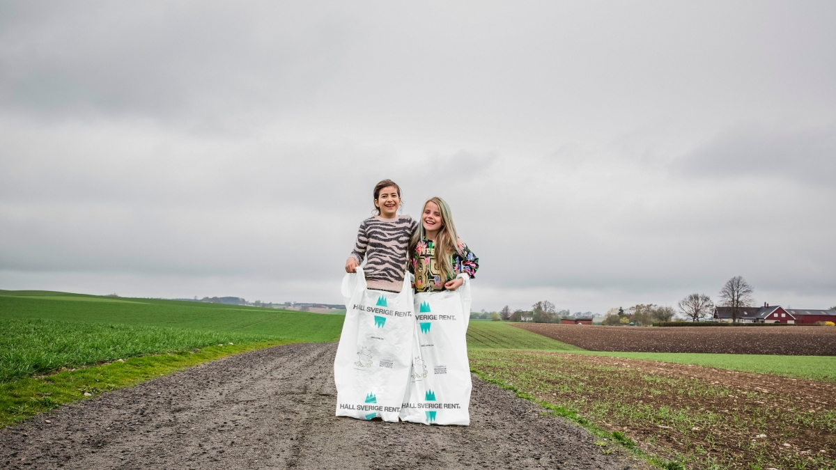 Miljöblogg Gröna Moment Håll Sverige Rent