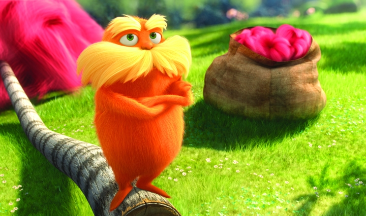 Lorax I speak for the trees