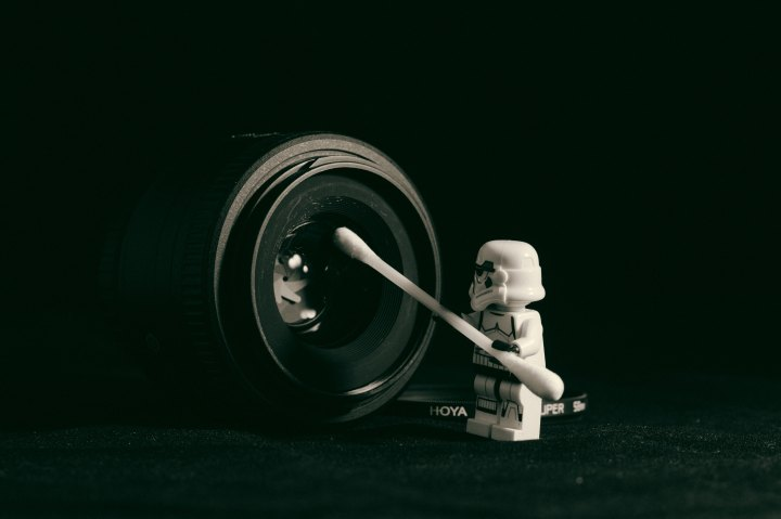 Lins Stormtrooper rengöring tops