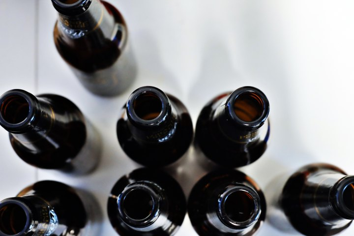 återvinning flaskor