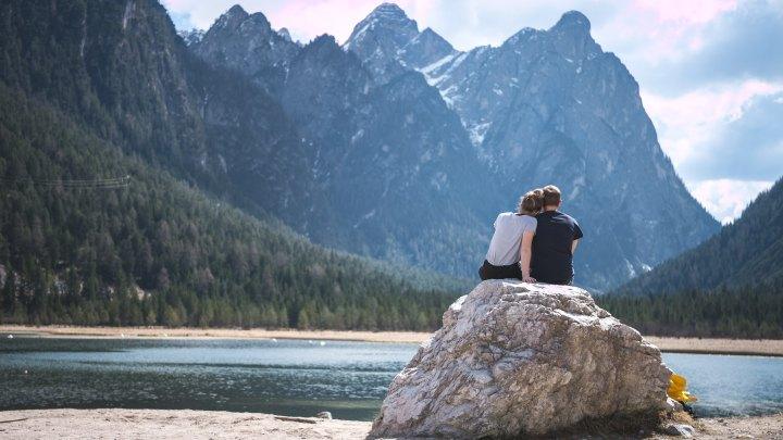 Par berg kärlek