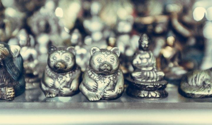 Silverbjörn putsa silver giftfritt