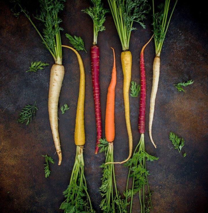 Säsongsbaserad mat klimatsmart julkalender